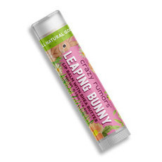 Crazy Rumors Lip Balm - Leaping Bunny (Plum Apricot)