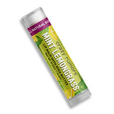 Crazy Rumors Lip Balm - Mint Lemongrass