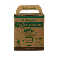 Life Cykel Alkaline Greens Grow Kit