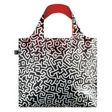 Loqi Shopping Bag - Museum Collection - Keith Haring