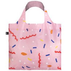 Loqi Shopping Bag - Celeste Wallaert Collection - Confetti