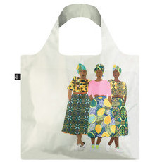 Loqi Shopping Bag - Celeste Wallaert Collection - Grlz Band