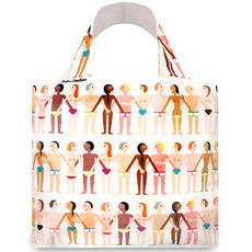 Loqi Shopping Bag - Creative Collection - Stephen Cheetham Sexy