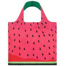 Loqi Shopping Bag - Frutti Collection - Watermelon