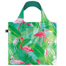 Loqi Flamingos Tote Bag