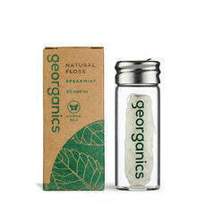 Georganics Natural Floss - Spearmint