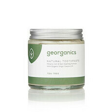 Georganics Natural Toothpaste - Tea Tree