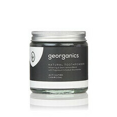 Georganics Natural Toothpowder - Activated Charcoal