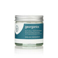 Georganics Toothpowder - Peppermint