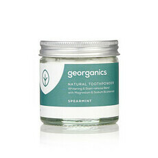 Georganics Natural Toothpowder - Spearmint