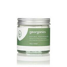 Georganics Toothpowder - Tea Tree