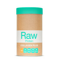 Amazonia Raw Protein Collagen Plus Vanilla Maple