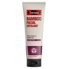 Swisse Bamboo Facial Exfoliant