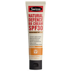 Swisse Natural Defence BB Cream SPF 30 - Medium Beige (M/D)