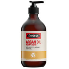 Swisse Argan Body Cream