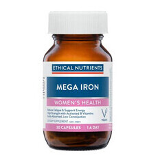 Ethical Nutrients Mega Iron with Activated B Vitamins