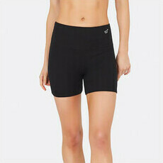 "Boody Active Short Tight 5"" - Black"