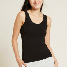 Boody Tank Top - Black