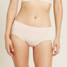 Boody Midi Brief - Blush