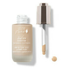 100% Pure 2nd Skin Foundation with Olive Squalane + Fruit Pigments