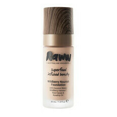 Raww Wildberry Nourish Foundation