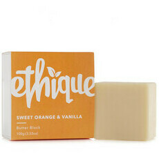 Ethique Butter Block - Sweet Orange & Vanilla