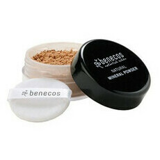 Benecos Natural Loose Mineral Powder - Tinted