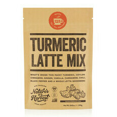 Nature's Harvest Turmeric Latte Mix REFILL
