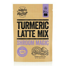 Nature's Harvest Turmeric Latte Mix Shroom Magic REFILL