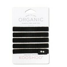 KOOSHOO Hair Ties - Black