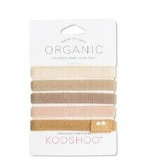 KOOSHOO Hair Ties - Blonde