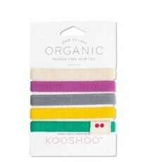 KOOSHOO Hair Ties - Colourful