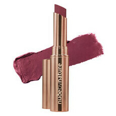 Nude by Nature Creamy Matte Lipstick - 09 Roseberry