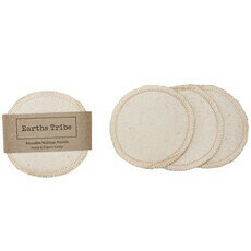 Earths Tribe - Reusable Hemp Makeup Rounds