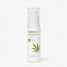 Andalou Naturals CannaCell® Beauty Oil