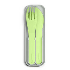 Monbento Mb Pocket Colour Cutlery Set - Apple