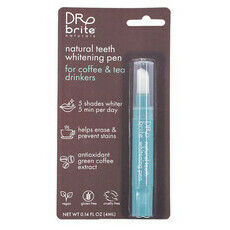Dr. Brite Teeth Whitening Pen for Coffee Drinkers - Mint