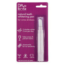 Dr. Brite Teeth Whitening Pen for Wine Drinkers - Mint