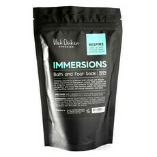 Black Chicken Immersions Bath and Foot Soak - Respire