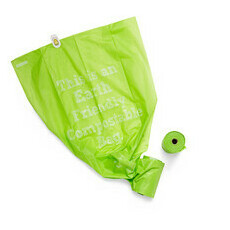 Onya Dog Waste Refill Bags - Green
