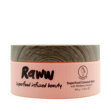 Raww Superfood Concentrate Coconut Balm