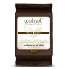 WOTNOT Facial Wipes - Purifying