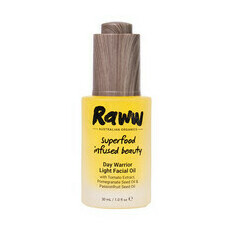 Raww Day Warrior Light Facial Oil