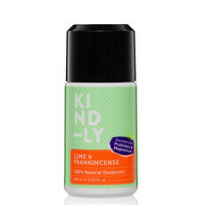 KIND-LY 100% Natural Deodorant - Lime & Frankincense