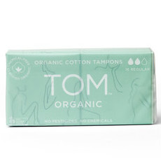 TOM Organic Tampons - Regular