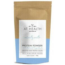 At Health Australia Naturally Natural Grass-Fed Whey Protein