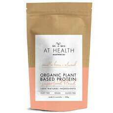 At Health Australia Organic Plant Based Protein + Superfood Blend (Vegan)
