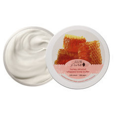 100% Pure Honey Almond Whipped Body Butter
