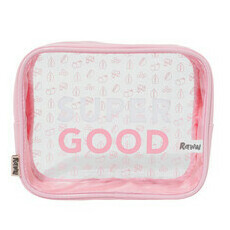 Raww Super Good Toiletry Bag - Pink
