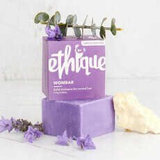 Ethique Wombar - Solid Shampoo for Normal Hair
